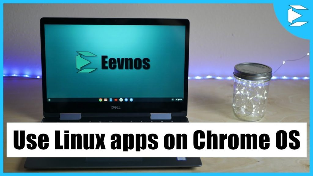 How to install Linux apps on Chromebook
