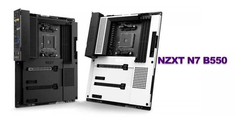 NZXT N7 B550 Wireless Gaming Motherboard Review